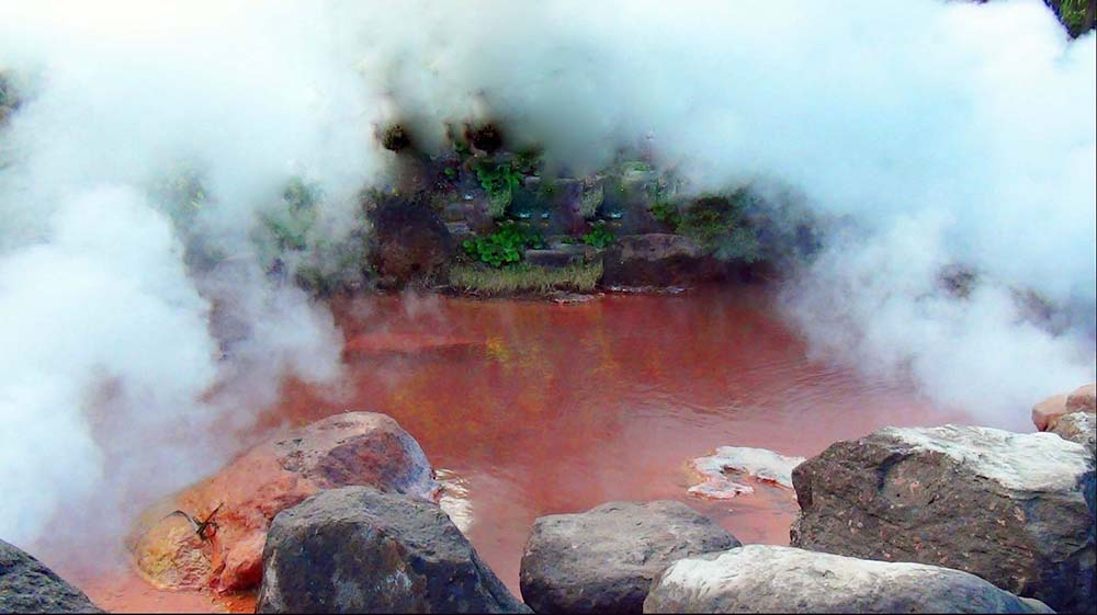 Blood Hell, Beppu, Oita