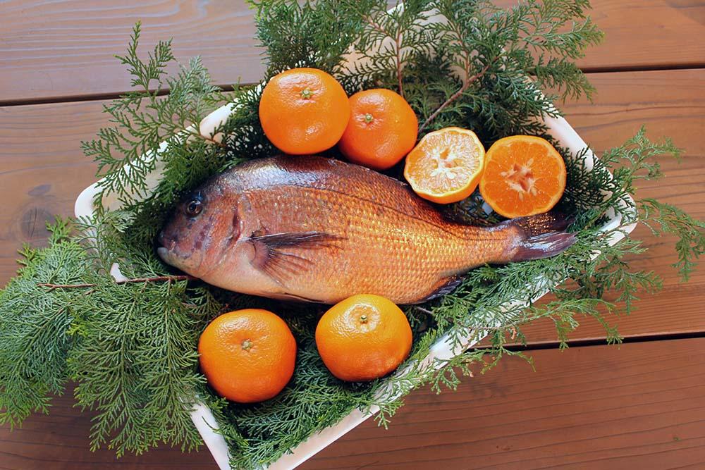 Ehime, Orange Fish