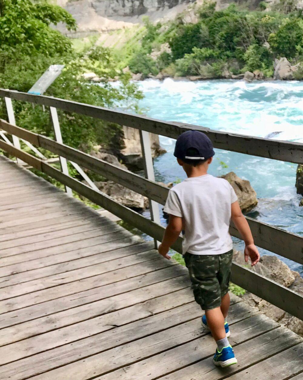 White Water Walk Niagara